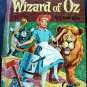 The Wonderful Wizard of Oz Book Whitman Classics 1957 HC # 1610