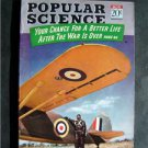 Popular Science NOV 1942 WWII Planes Ships Jeep Ciphers Army RiflecMens Interest