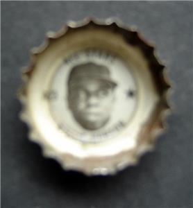 1960's Coke Bottle Cap Baseball MLB All Stars Willie Horton Detroit Tigers