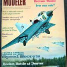 American Modeler Magazine April 1962 Planes Boats Cars Photos Plans