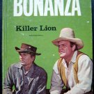 Bonanza Killer Lion Book Whitman 1966 TV Edition HC # 1568 Michael Landon