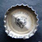 1960's Coke Bottle Cap NFL Football Team Logo Chicago Bears