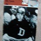 1977-1979 Sportscaster Card John F Kennedy His Youth Football Uniform 16 01
