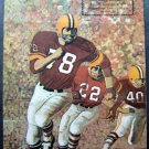 Football Program Missouri Valley College vs Washburn University Sept 8 1973