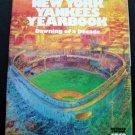 1980 New York Yankees Baseball Yearbook Thurman Munson Tribute