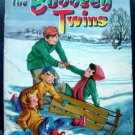 The Bobbsey Twins Book Whitman 1950 HC # 1531