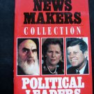 Newsweek News Makers Collection Booklet - POLITICAL LEADERS  FDR JFK Stalin Tito