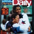 1996 Atlanta Olympics Daily SPORTS ILLUSTRATED Day # 18 Lisa Leslie Cover