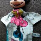 Vintage MINNIE MOUSE Hand Puppet Walt Disney Prod Japan