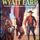 The Picture Story of Wyatt Earp Old West Wonder Book 1956 Softcover
