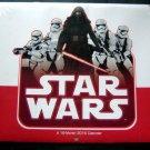 2016 Star Wars The Force Awakens 16 Month Calendar Mint Sealed