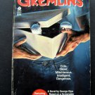Steven Spielberg Presents Gremlins Book by George Gipe 1984 8 Pages Movie Photos