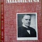 Alleghenian Alumni Bulletin of Allegheny College Pa March 1940 Vol 5 # 1