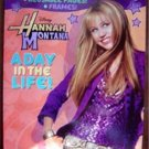 Hannah Montana A Day in the Life Sticker Activity Book Disney 2007 Miley Cyrus