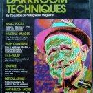 Petersen's Guide to Creative Darkroom Techniques 1973 Photographic Magazine