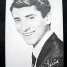 Arcade Exhibit Card 1950s Rock and Roll Singer Gary Lewis