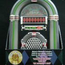 1960s Rock & Roll JUKEBOX Plays 3 Songs Musical Illuminated Centerpiece MIB
