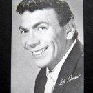 Arcade Exhibit Card 1960s Actor ED AMES with Facsimilie Autograpgh
