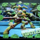 "Teenage Mutant Ninja Turtles Metal Snack Lunch Box Metal 8"" with 48 Pcs Puzzle"