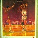 "1988-1989 CITGO Basketball Advertising POSTER Dennis JOHNSON CELTICS 10"" x 12"""