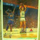 "1988-1989 CITGO Gas Basketball Advertising POSTER LARRY BIRD CELTICS 10"" x 12"""
