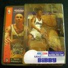 2003 Mike BIBBY McFarlane SportsPick Figure NBA Basketball Los Angeles KINGS MIP