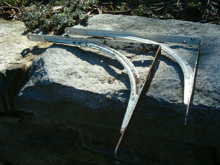 Nice set of iron brackets