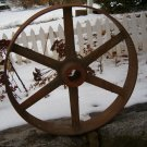 Cast Iron Pulley (Wheel)