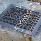 Cast Iron Floor Grate No. 3
