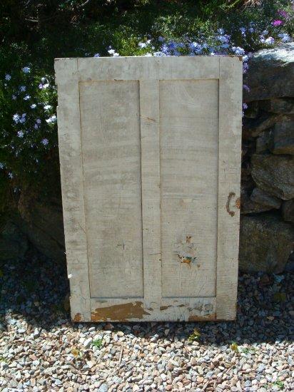 Pine 2 Panel Door