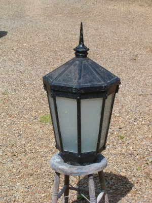 Vintage Lantern from the 40's