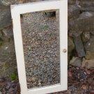 Vintage Beveled glass door