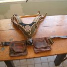 Carpenters Apron and Harness