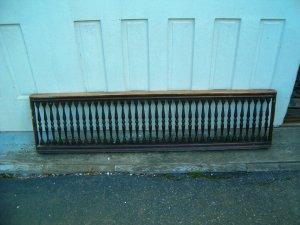 Architectural Above Door Spandrel