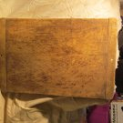 Vintage Bakers Bread Board