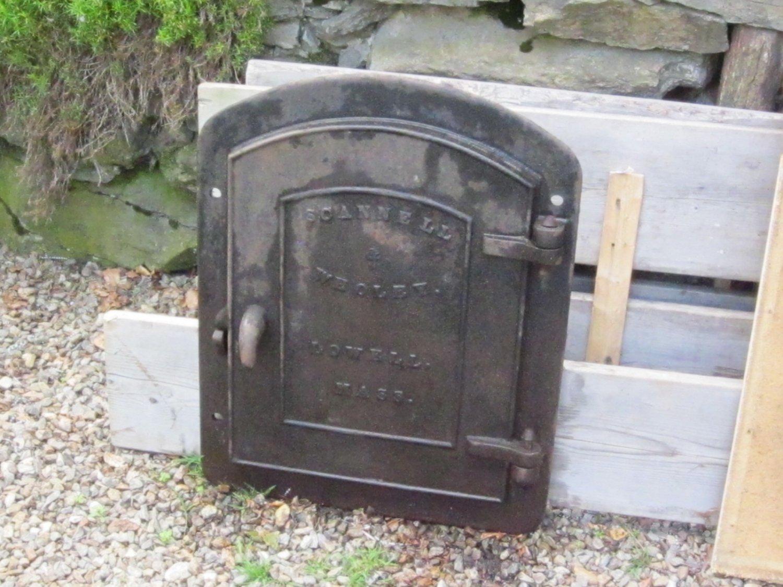Cast Iron Door