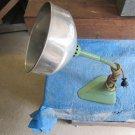 Vintage Heat Lamp w/ Cast Iron Base