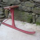 Antique Single Runner Sled