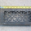 Cast Iron Floor Vent