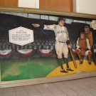 Babe Ruth (Babe Ruth's Called Shot) World Series Baseball Painting 1932