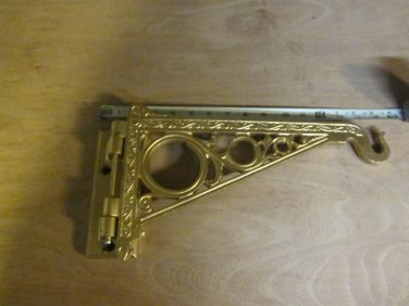Antique Victorian East-Lake Style Wall Hook