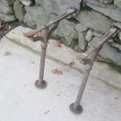 Antique Adjustable Cast Iron Stone Sink Stands