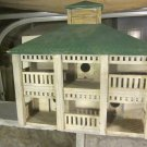 Vintage Two Story Bird House