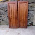Vintage Fir Wood Doors