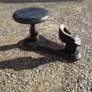 Antique Shoe Store Salesmans Shoe Fitting Stool
