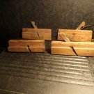 4 Antique Maple Wood Planes