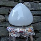 Vintage Acorn Glass Shade