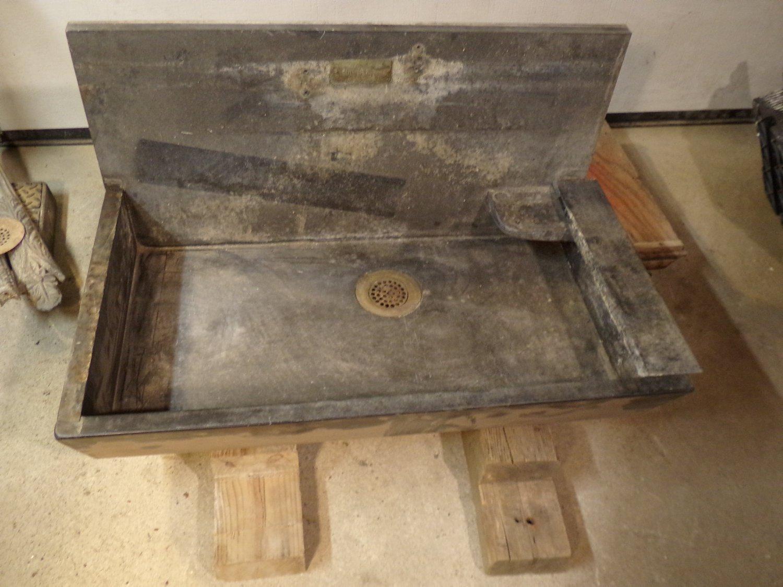36 Quot Antique Monson Slate Slant Front Sink