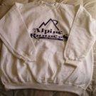 Alpine Runners Sweatshirt - Size Small