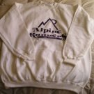 Alpine Runners Sweatshirt - Size Large